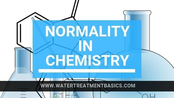 What Is Normality In Chemistry