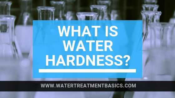 Water Hardness | Water Hardness Scale