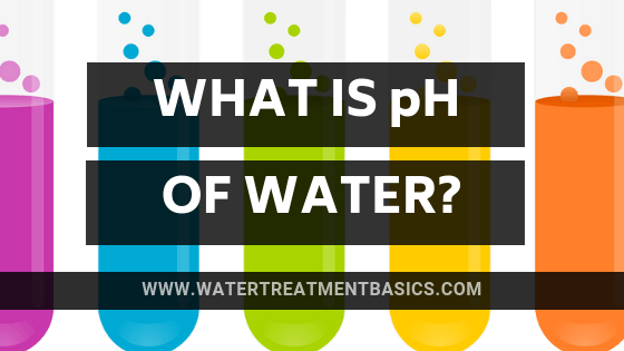 pH Level of Water | pH of Drinking Water