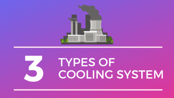 types of cooling system