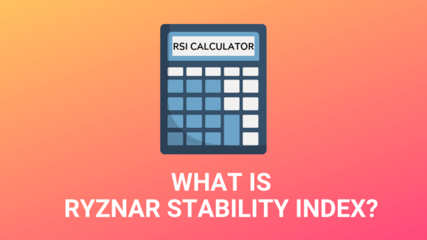 ryznar stability index calculator